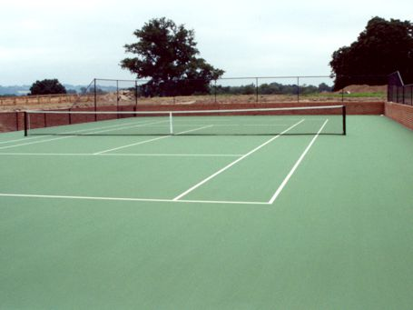 Ace Tennis Court