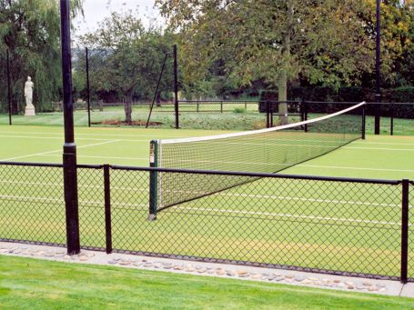 EDEL Elite Tennis Court